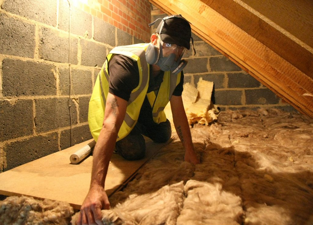 Loft Insulation - Free loft insulation for pensioners